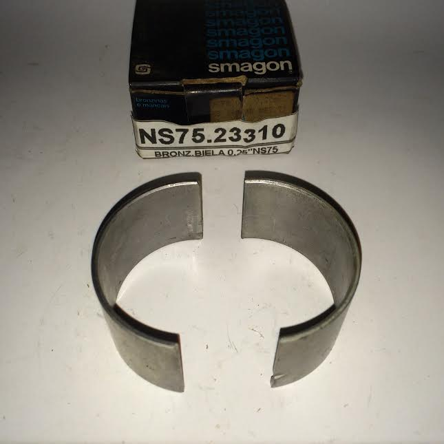 BRONZINA DA BIELA NS75 0,25 Código NS7523310