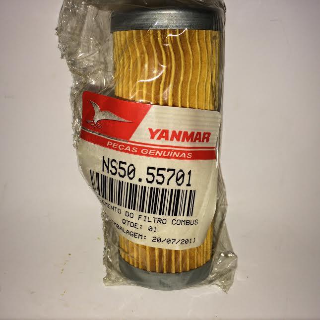 ELEMENTO DO FILTRO DE COMBUSTÍVEL Código NS5055701
