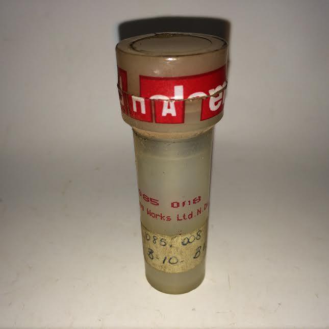 ELEMENTO DA BOMBA INJETORA B10/B13 Código NR95KR20C