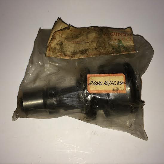 EIXO COMANDO DA BOMBA LAIKA/NIVA Código 21010101123500