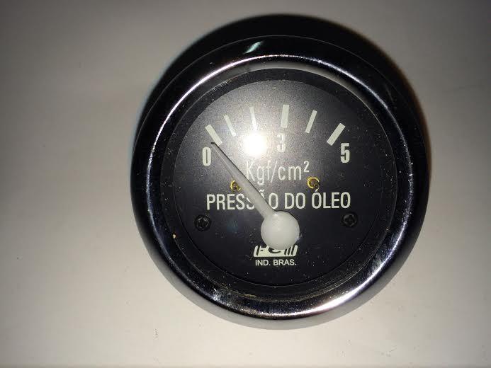 MANÔMETRO DO ÓLEO  CBT1000/8240 Código 0100403009