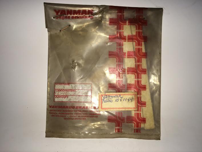 FELTRO 10x11x4 YANMAR Código YB4021330