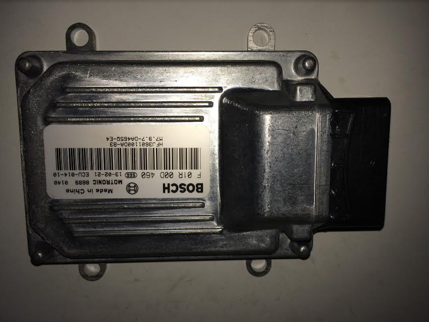 UNIDADE DE CONTROLE DO MOTOR TOWNER JR Código HFJ3601100DAB3