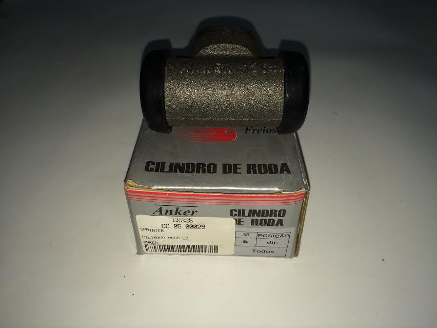 CILINDRO DE FREIO TRASEIRO LADO DIREITO SPRINTER A0164208918