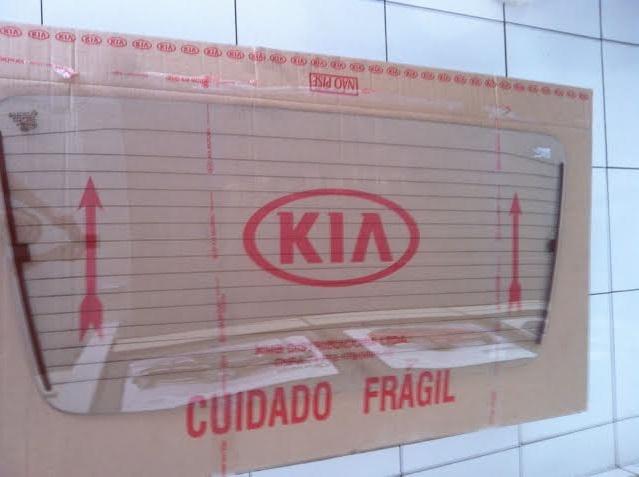 VIGIA TRASEIRO BRANCO COM DESEMBACADOR ORIGINAL KIA BESTA 2.2/2.7 CODIGO 0K71163931C