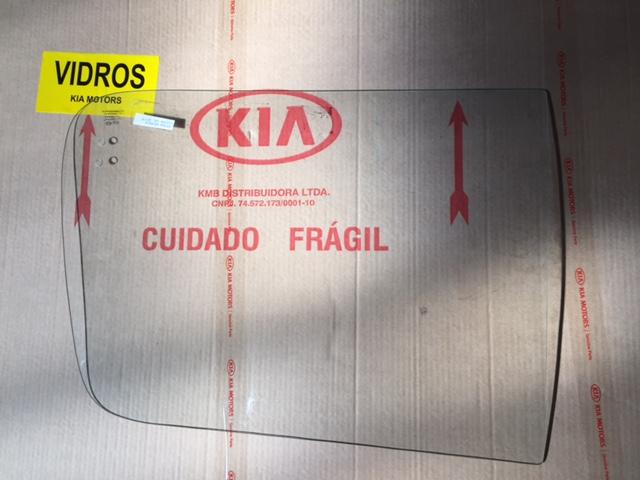 VIDRO LATERAL ULTIMO LE KIA BESTA GS 2.7 CODIGO 0K72C63502C