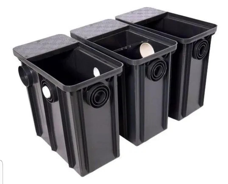 SEM ESTOQUE / Caixa Separadora de Água e Óleo c/ placa Coalescente, mais LAUDOS E NF.