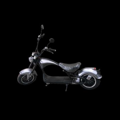SCOOTER ELÉTRICO CHOPPER MOTOR 2000W BATERIA 20AH